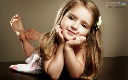 عکس دختر بچه ناز و خوشگل pretty cute girl