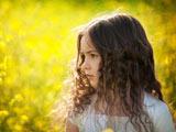 عکس دختر بچه خیلی خوشگل