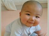 بچه آسیایی بامزه