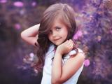 عکس دختر بچه های خوشگل خارجی