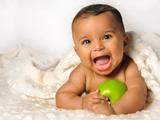 نوزاد پسر بچه سیاه پوست