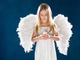 عکس فرشته کوچولو