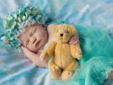 خواب شیرین دختر بچه ناز