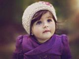 عکس دختر ناز ایرانی با کلاه پشمی