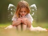 عکس دختر بچه فرشته زیبا