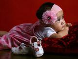 عکس آتلیه دختربچه ایرانی