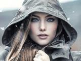 عکس دختر مدل زیبا خارجی