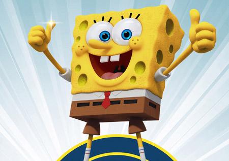 عکس کارتون باب اسفنجی spongebob wallpaper