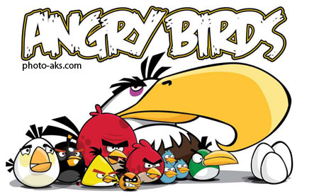 انگری بریدز angry birds wallpapers