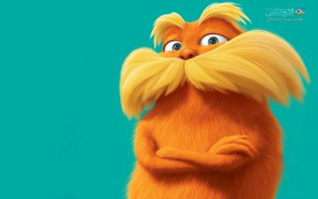 کارتون لوراکس lorax cartoon