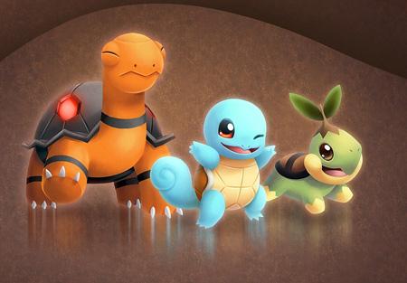 پوستر کارتون پوکمون pokemon animation