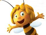 عکس کارتون مایا زنبور عسل