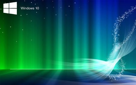 پس زمینه اورجینال ویندوز 10 windows ten orginal background