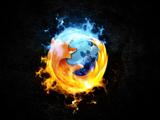 والپیپر گرافیکی مرورگر فایرفاکس