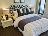 دکوراسیون اتاق خواب ساده و زیبا