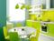 دکوراسیون آشپزخانه لیمویی