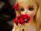 عروسک دختر ناز چشم سبز