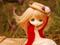 والپیپر عروسک دختر ناز و کوچولو