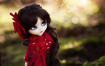 پس زمینه عروسک دختر خوشگل most beautiful wallpaper