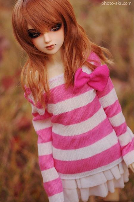 عروسک واقعی دختر خوشگل aks arosak khoshgel