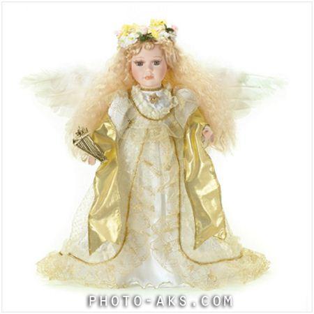 عروسک فرشته کوچولو angle doll