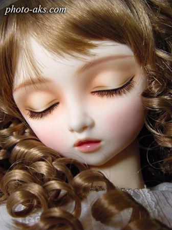 عروسک دختر زیبا girl doll beautiful