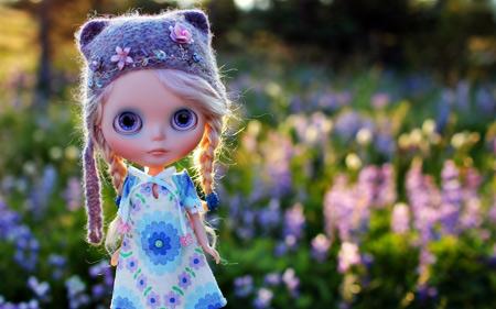 والپیپر زیبا از عروسک خوشگل ناز beautiful dolls girl