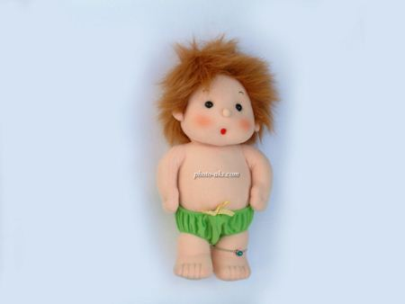 عروسک پارچه ای پسرونه toy for boys