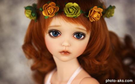 عروسک های دختر بسیار زیبا doll beautiful
