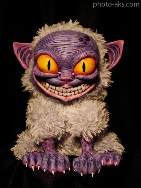 عروسک های ترسناک scary dolls