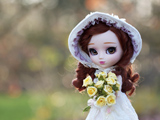 عکس زیباترین عروسک های دخترانه