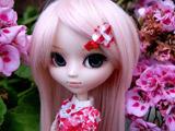 عکس عروسک دخترانه خارجی