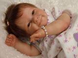 عکس عروسک واقعی نوزاد دختر