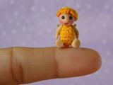 کوچکترین عروسک بند انگشتی دنیا