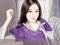 دختر کره ای کارتونی