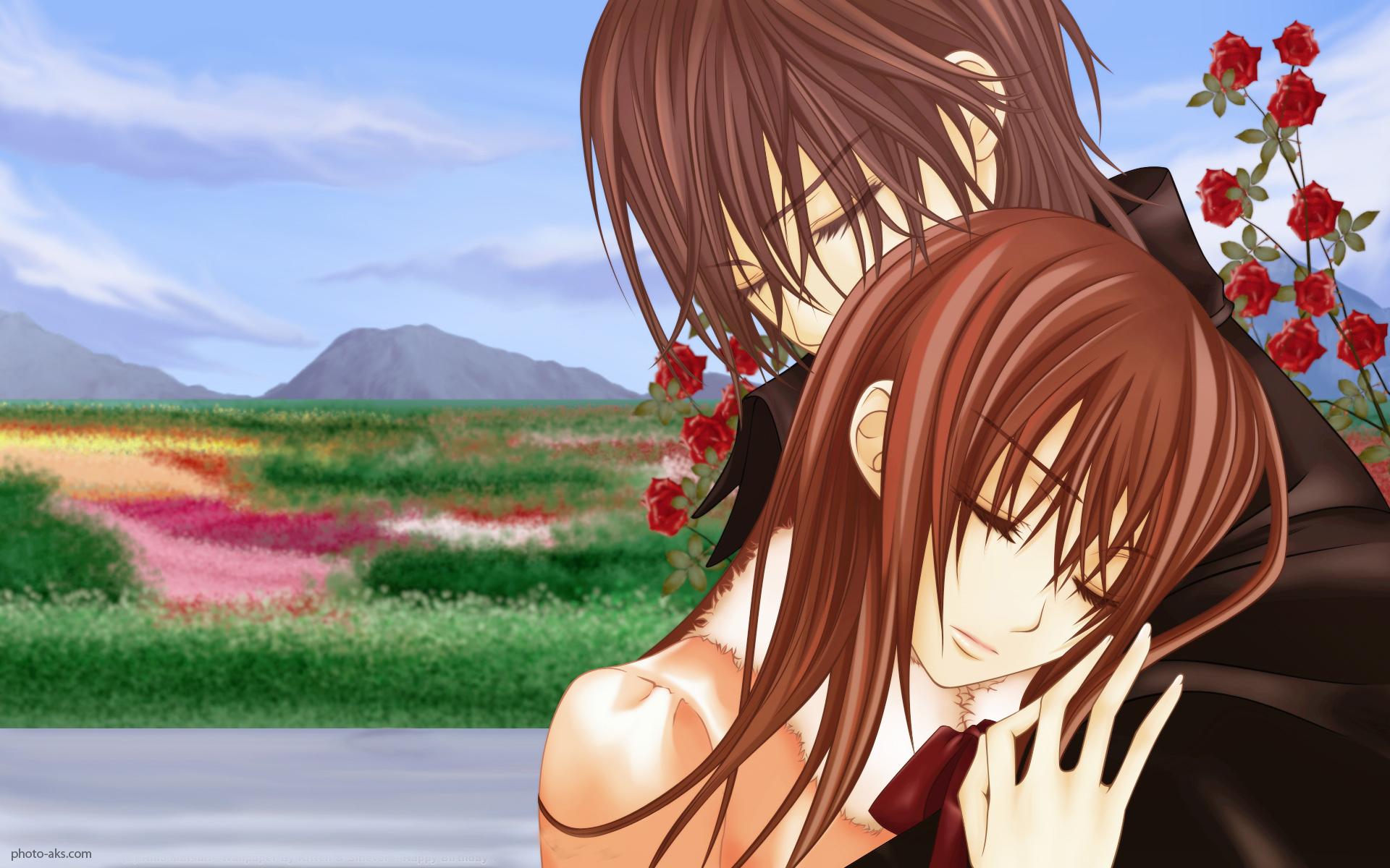 عکس عاشقانه ژاپنی