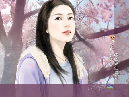 عکس دختر کره ای زیبا  aks dokhtar korei kartoni