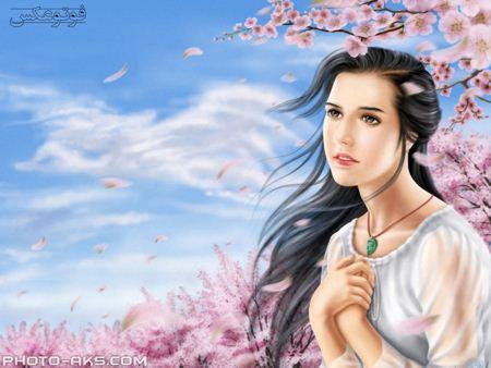 دختر فانتزی رومانتیک dokhtar fantezi romantik