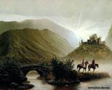 عکس فانتزی شاهزاده و قلعه