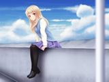 عکس دختر کارتونی ژاپنی