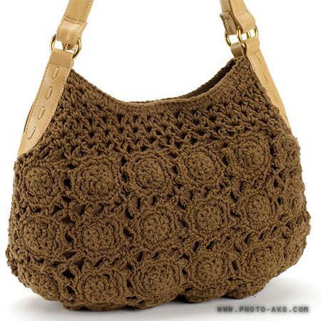 کیف بافتی زنانه کيف بافتني زنانه