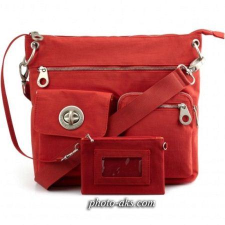 کیف قرمز دخترانه 2012 red bags for girls