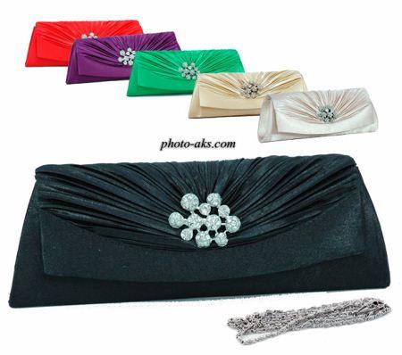 مدل های 2012 کیف مجلسی chamber bag colorfull
