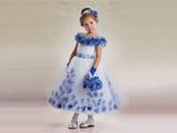 لباس عروسی کودکانه جدید