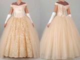 مدل لباس عروس کودکانه جدید