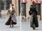مدل پالتو چرم زنانه 2014