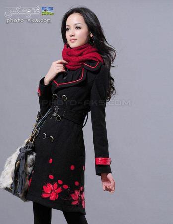 مدل پالتو کره ای korean overcoat