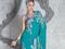 مدل لباس هندی ساری مجلسی