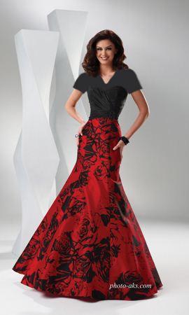لباس مجلسی 2012 prom dress new