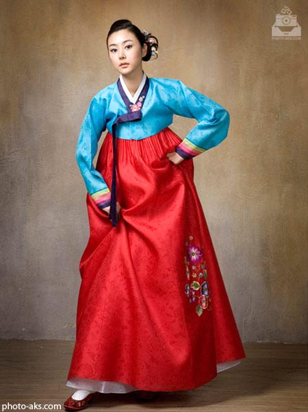 عکس مدل لباس های کره ای model lebas majlesi korei